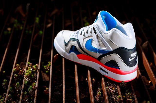 Nike Air Tech Challenge Ii Photo Blue 2