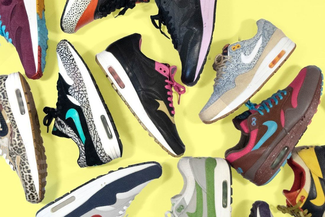 Nike Air Max 1 Collaboration Collection 2
