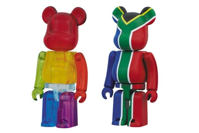 Bearbrick 20 South Africa 1