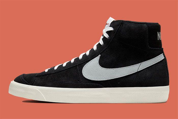 Nike Blazer Mid 77 Cw2371 001 Medial