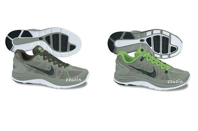Nike Lunarglide 5 Dynamic Flywire 1