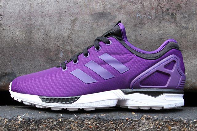 Adidas Originals Zx Flux Nps Purple 1