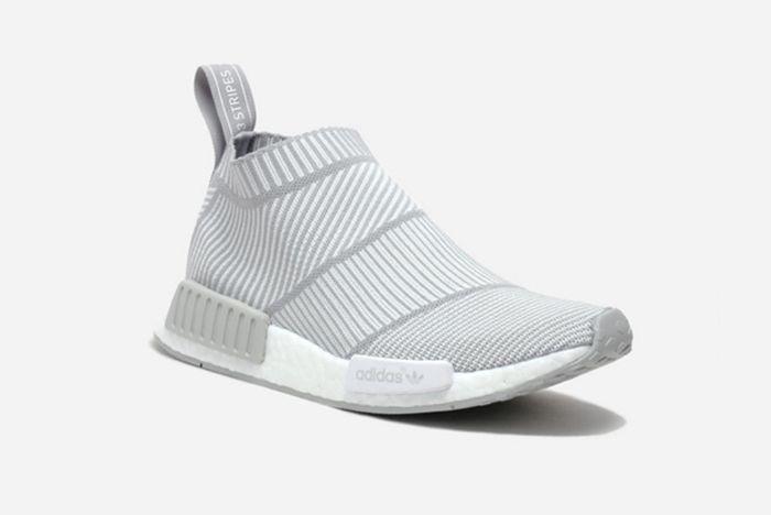 Adidas Nmd Cs1 White Grey1