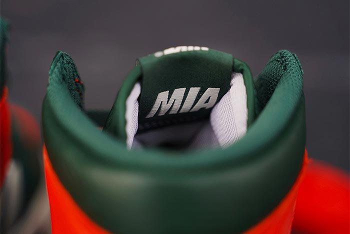 Solefly Nike Air Jordan 1 Miami Art Basil 9