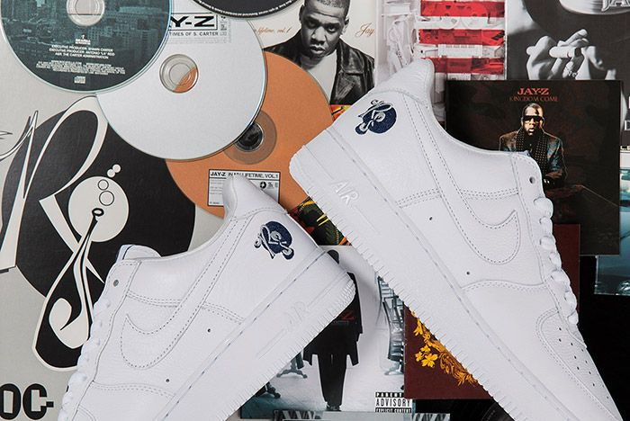 Rocafella Nike Air Force Small