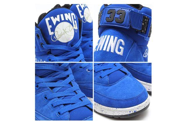 Atmos Ewing Athletics 33 Hi Atmos Blue 2