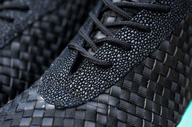 Nike Air Footscape Desert Chukka Black Turquoise 6