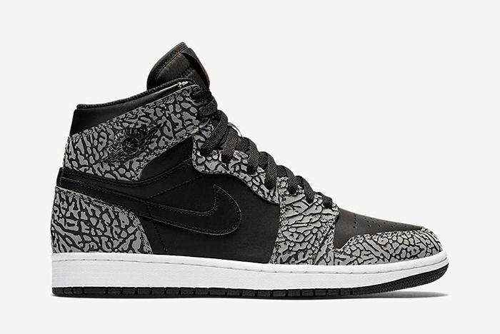 Air Jordan 1 High Black Cement2