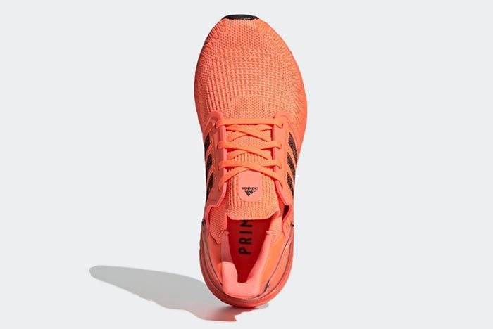 Adidas Ultraboost 2020 Signal Coral Top