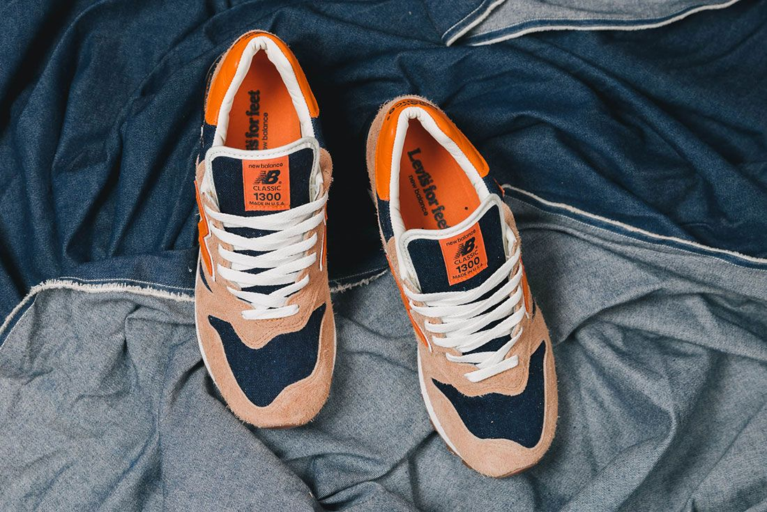 Up There New Balance M1300Lv Levis Top