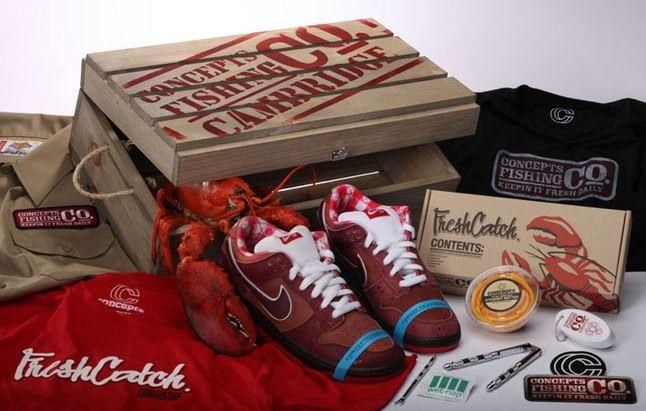 Nike Lobster Dunk Sb Interview 5