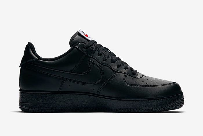 Nike Af1 Swoosh Pack Black Sneaker Freaker 6