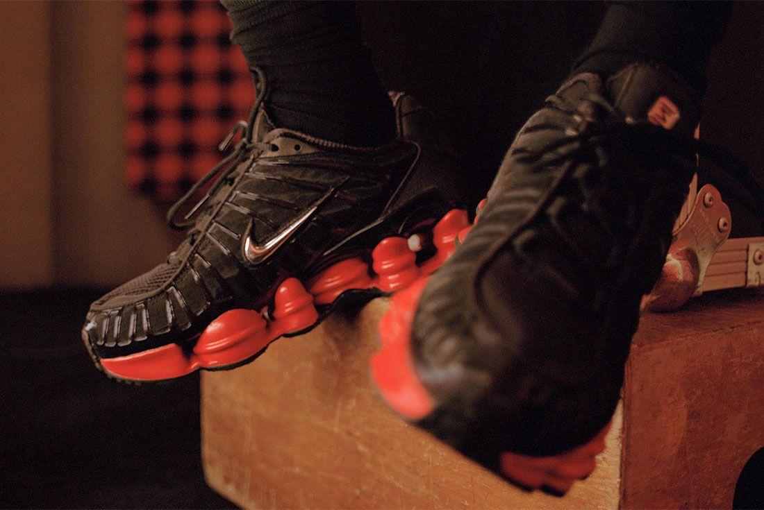 Skepta Nike Shox Tl Where To Buy Left
