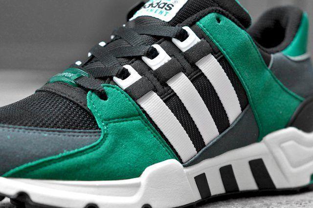 Adidas Eqt Support 93 Sub Green Bumperoo 3