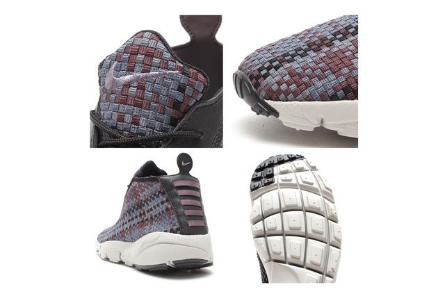 Nike Air Footscape Desert Chukka Purple Steel 2