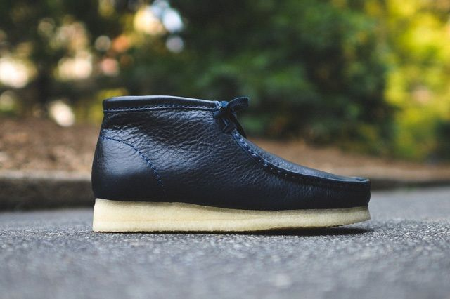 Clarks Wallabee Boot Fall Winter Releases 6
