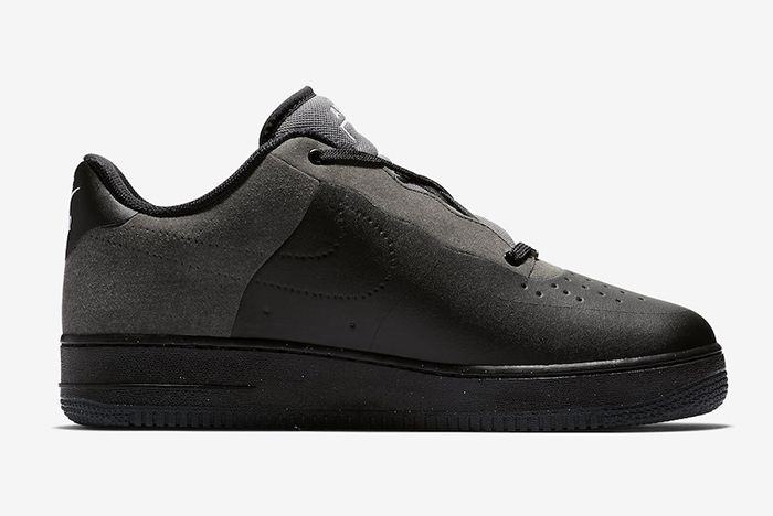 A Cold Wall Nike Air Force 1 Low Black 3