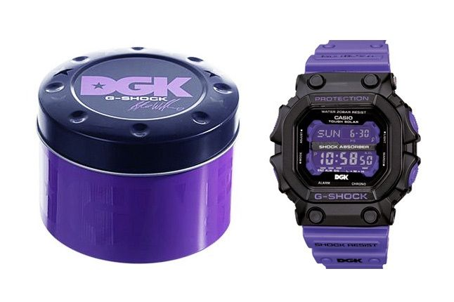 G Shock Gx56 Dgk 1 Watch And Tin 646 1