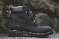 Timberland Boot Triple Black Thumb