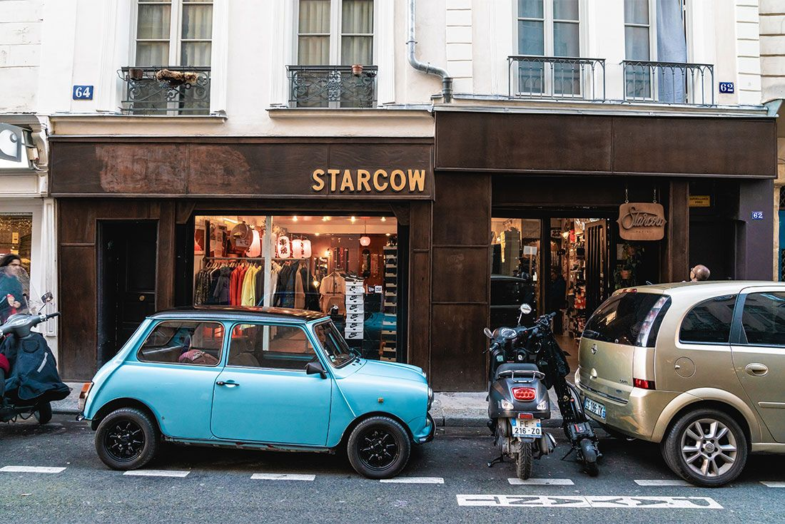 Starcow Paris 1