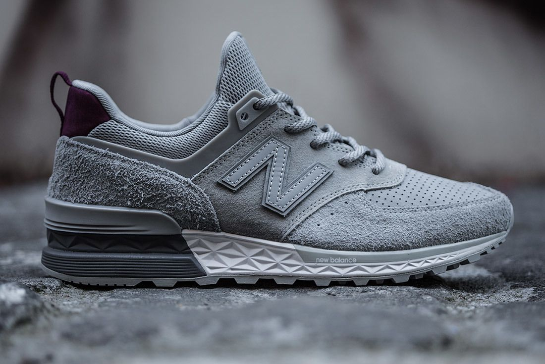 New Balance Grey Peaks To Streets 1