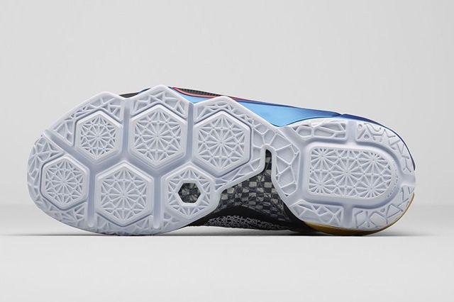 Nike Lebron 12 What The 5