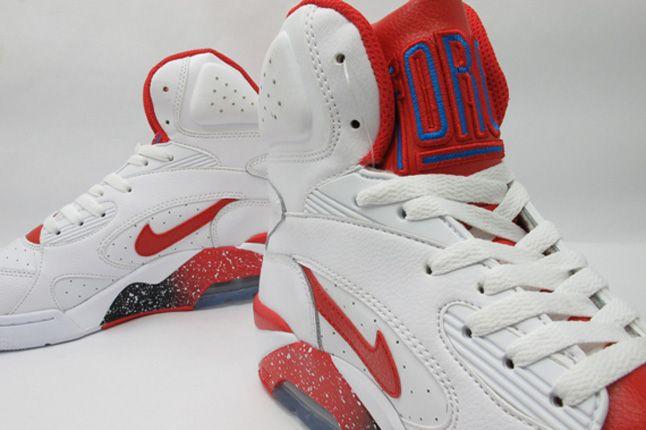 Nike Air Force 180 White Hyper Red Photo Blue 2013 1
