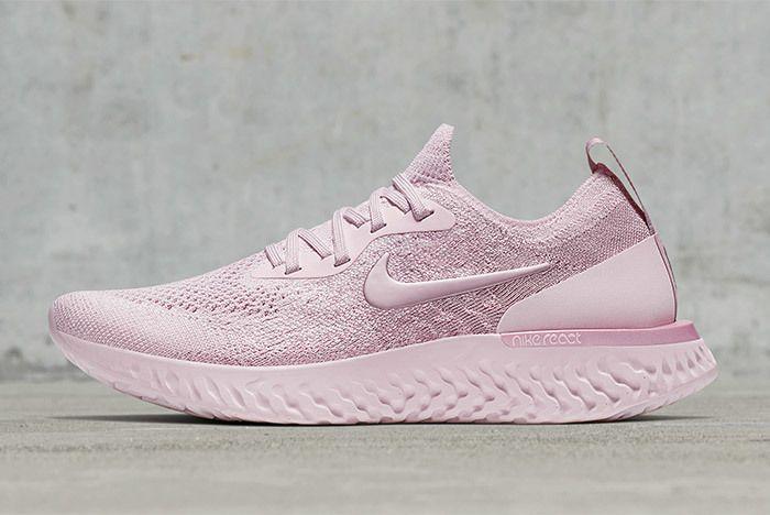 Nike Epic React April Pink