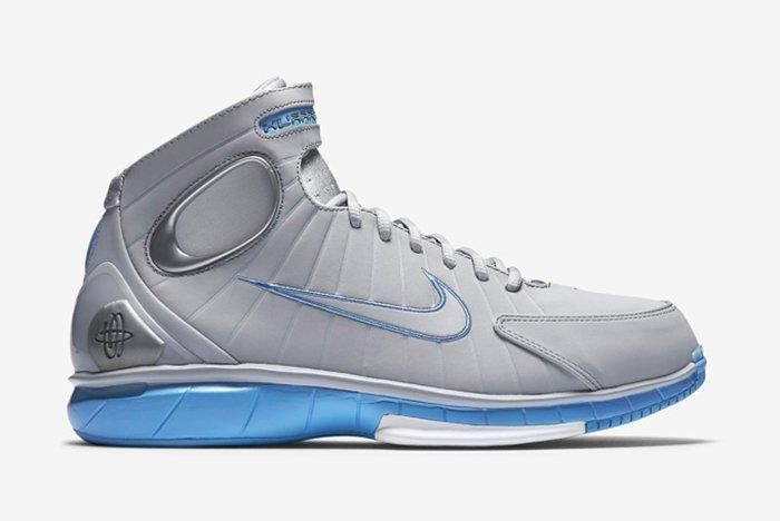 Nike Air Huarache 2 K4 Og Wolf Grey5