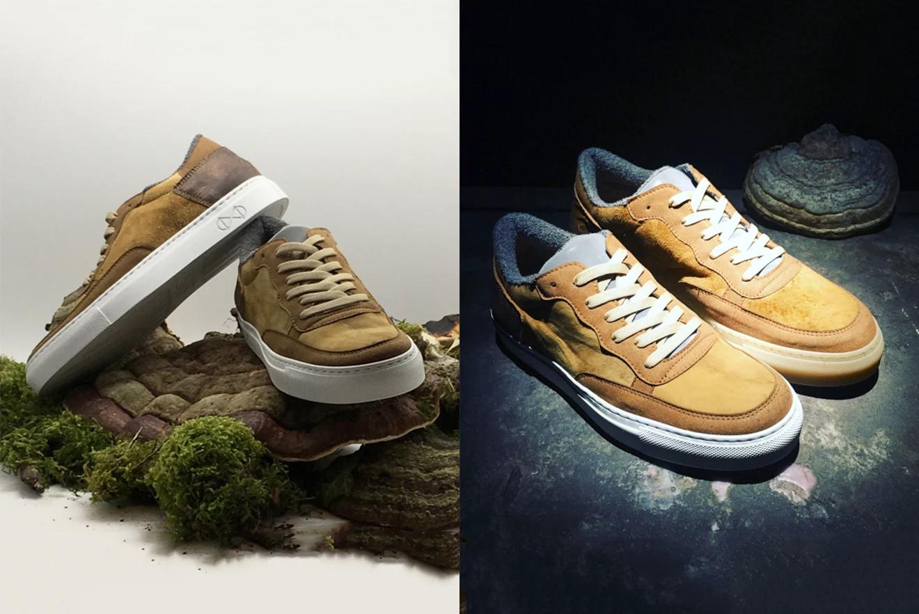 NAT-2 ZVNDER Mushroom Sneaker