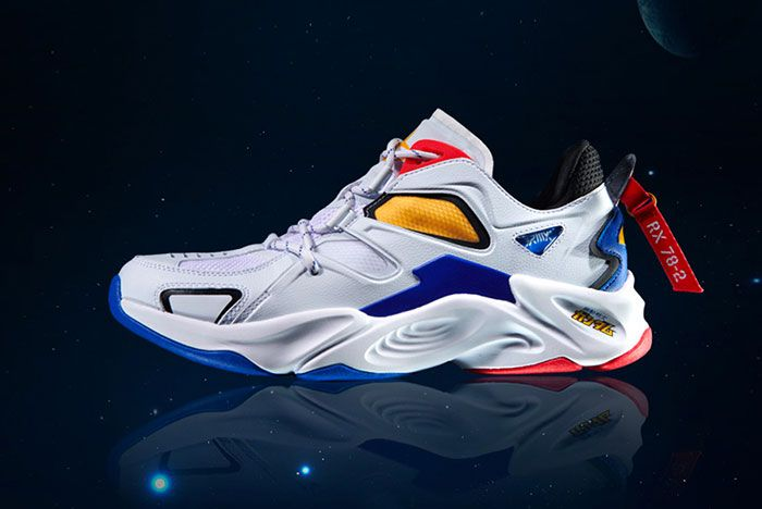 Mobile Suit Gundam 361 Rx 78 2 Sneaker Release 001 Side