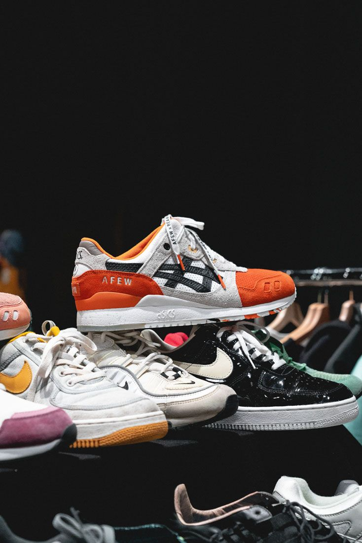 Sneakerness Zurich 2019 Event Recap 5 Afew Asics Gel Lyte Iii Koi