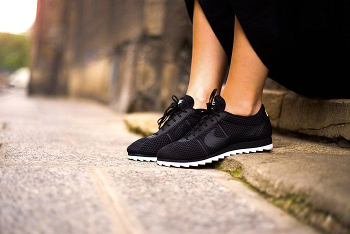 Nike Cortez Ultra Br Wmns Black 4