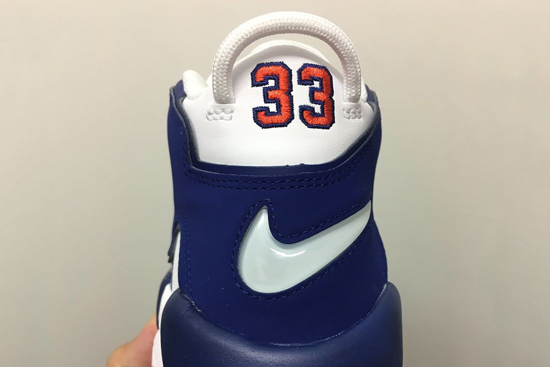 Nike Air More Uptempo Knicks 3