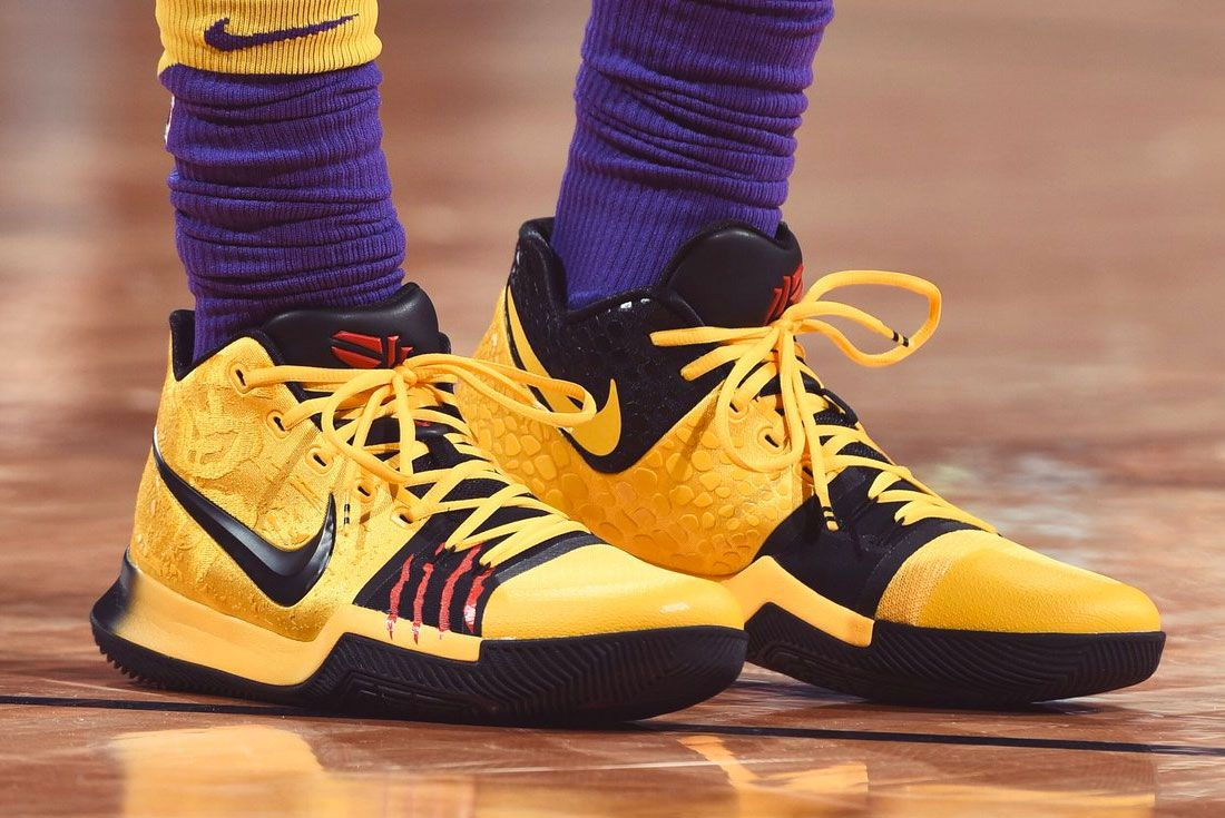 The Sneaker Evolution Of Kyrie Irving 1