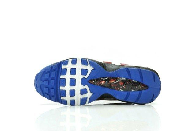 Nike Am95 Doernbecher Mike Armstrong Sole