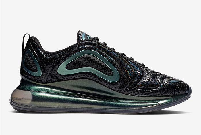 Nike Air Max 720 Iridescent Mesh Sneaker Freaker4