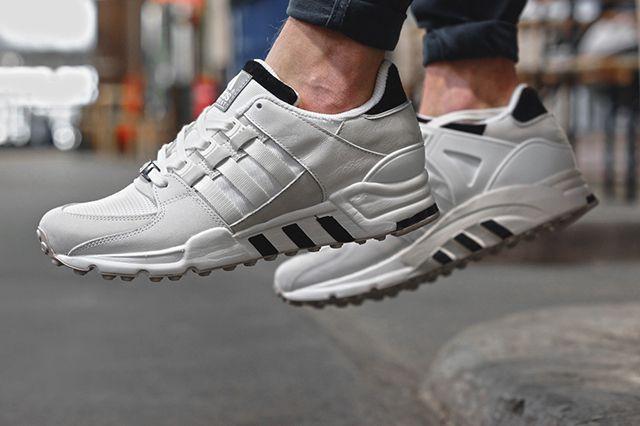 Adidas Originals Eqt Running Support 93 White Pack