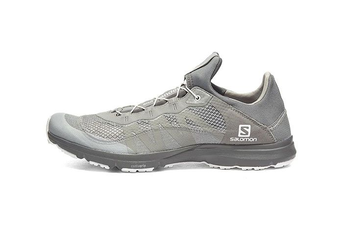 And Wander Salomon Xa Amphib Silver Side