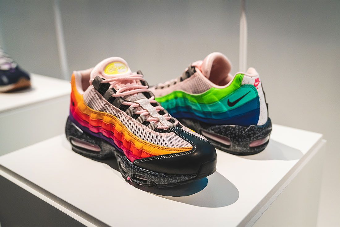 Size Uk 20Th Anniversary Preview Showcase London Air Max 95 Collaboration Reveal 26