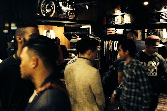 Cabinet Noir Store Opening 7
