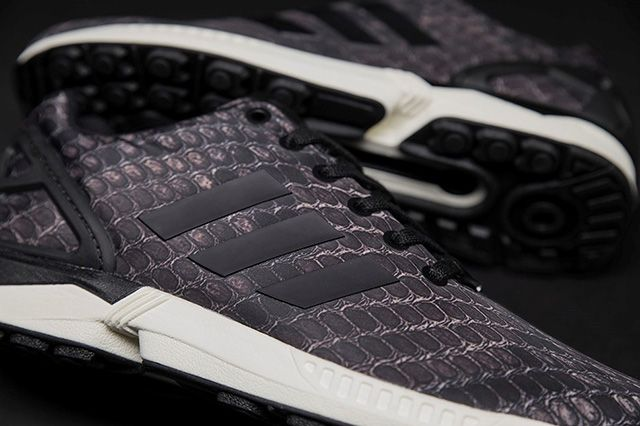 Adidas Zx Flux Sns Exclusive Pattern Pack 8