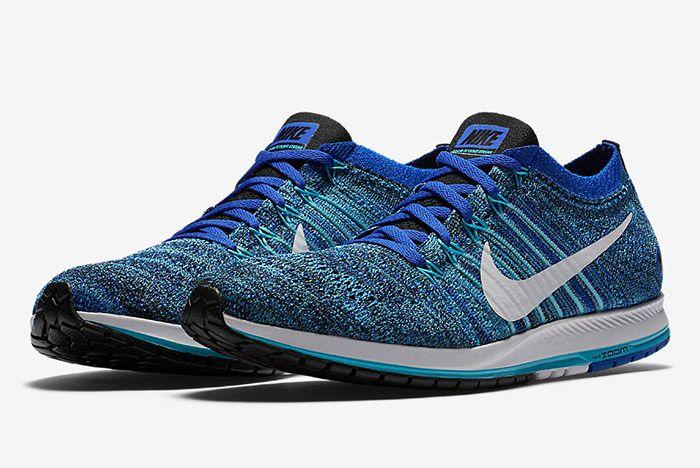Nike Zoom Flyknit Streak Game Royal Blue 1
