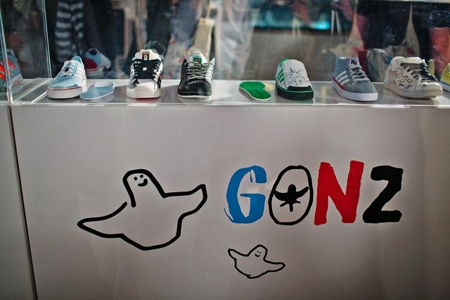 15 Years Of Gonz Adidas Sydney Recap 19