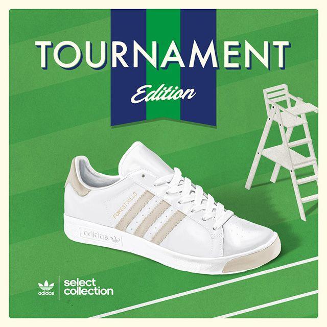 Adidas Originals Select Collection Tournament Edition 4