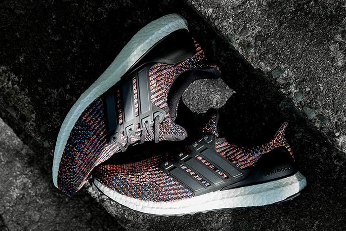 Adidas Ultraboost 3 0 Multicolour 3
