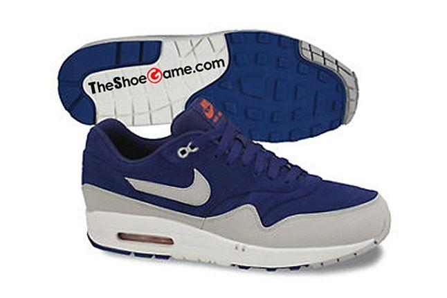 Nike Air Max 1 Deep Royal Blue 1