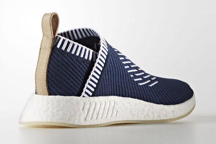 Adidas Nmd City Sock 2 Cs2 Navy 3
