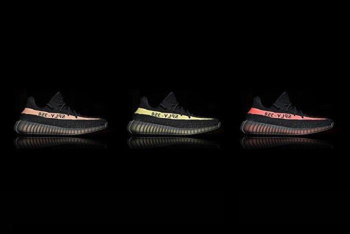 Adidas Yeezy Boost 350 1 1 1