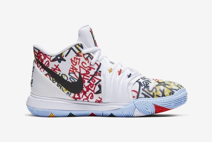 Nike Kyrie 5 Keep Sue Fresh Medial